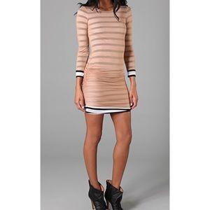 A.L.C. Reversible Stripe Baxter Dress